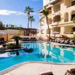 Отель Best Marina&pool View Luxe JR Suite IN Cabo Золотая зона Марина бассейн