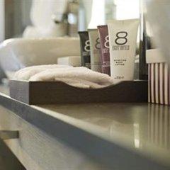 Отель DIECI Милан ванная фото 2