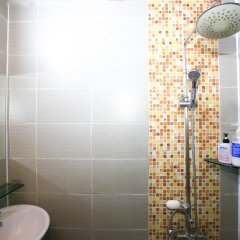 Отель Goodstay Daegwallyeongsanbang Южная Корея, Пхёнчан - отзывы, цены и фото номеров - забронировать отель Goodstay Daegwallyeongsanbang онлайн ванная фото 2