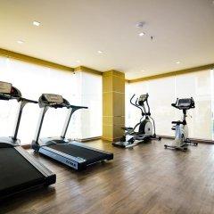 The ASHLEE Plaza Patong Hotel & Spa фитнесс-зал фото 3