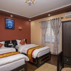 Отель Gurung's Home Непал, Катманду - отзывы, цены и фото номеров - забронировать отель Gurung's Home онлайн комната для гостей фото 4
