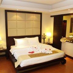 Отель Duangjitt Resort, Phuket 5* Номер Премиум с различными типами кроватей фото 3