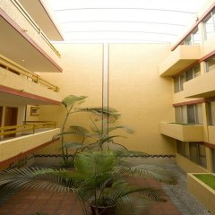 Hotel Arboledas Expo интерьер отеля фото 3