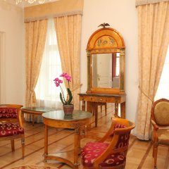 St. George Residence All Suite Hotel Deluxe комната для гостей