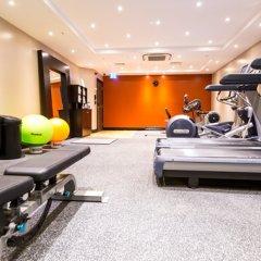 Отель DoubleTree by Hilton London Victoria фитнесс-зал фото 3