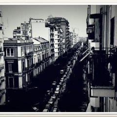 Отель B&B Cavour 124 Бари балкон