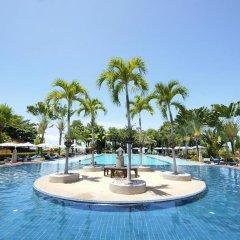 Отель Botany Beach Resort На Чом Тхиан бассейн