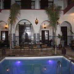 Отель Dar Moulay Ali Марракеш бассейн фото 2