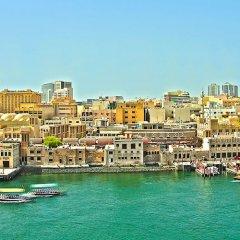 Arabian Courtyard Hotel & Spa Дубай приотельная территория