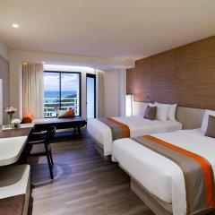 Отель Pullman Pattaya Hotel G Таиланд, Паттайя - 9 отзывов об отеле, цены и фото номеров - забронировать отель Pullman Pattaya Hotel G онлайн комната для гостей фото 5