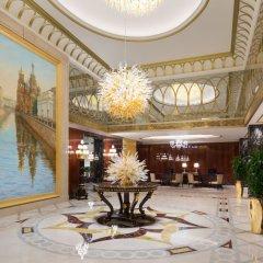 Лотте Отель Санкт-Петербург интерьер отеля