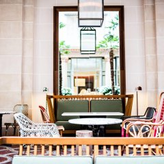 Prince de Galles, a Luxury Collection hotel, Paris интерьер отеля