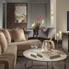 Отель Royal Savoy Lausanne в номере