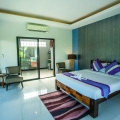 Отель Himaphan Boutique Resort комната для гостей фото 7