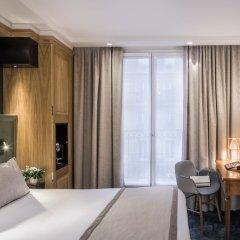 Отель Hôtel des ducs de Bourgogne Париж фото 5