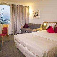 Отель Novotel London Excel комната для гостей фото 5