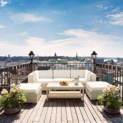 Отель Radisson Blu Strand Стокгольм балкон
