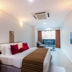 Отель Novina Мальдивы, Мале - отзывы, цены и фото номеров - забронировать отель Novina онлайн комната для гостей фото 2