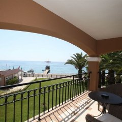 Pirates Beach Club Турция, Кемер - отзывы, цены и фото номеров - забронировать отель Pirates Beach Club онлайн балкон