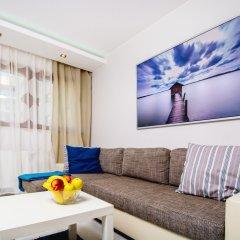 Отель erApartments Wronia Oxygen комната для гостей фото 4