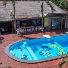 Отель Carabao Dive Resort бассейн фото 2