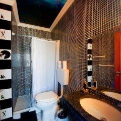 Отель Captain's Log House ванная фото 2