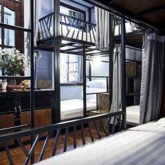 The Chi Novel Hostel балкон