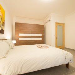 Отель Seafront Apart IN Fort Cambridge Мальта, Слима - отзывы, цены и фото номеров - забронировать отель Seafront Apart IN Fort Cambridge онлайн комната для гостей фото 2