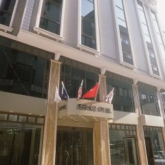 Samir Deluxe Hotel балкон