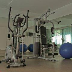 City Inn Luxe Hotel фитнесс-зал