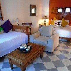 Отель Casa Natalia Сан-Хосе-дель-Кабо комната для гостей фото 4