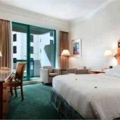 Отель Hilton Dubai Jumeirah 5* Номер Делюкс с различными типами кроватей фото 17