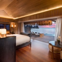 Отель Conrad Bora Bora Nui Французская Полинезия, Бора-Бора - 8 отзывов об отеле, цены и фото номеров - забронировать отель Conrad Bora Bora Nui онлайн в номере фото 2