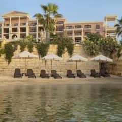 Отель The Westin Dragonara Resort, Malta пляж