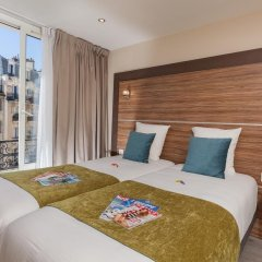 The Originals Hotel Paris Montmartre Apolonia (ex Comfort Lamarck) комната для гостей фото 3