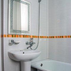 Гостиница Altaroom в Домбае 1 отзыв об отеле, цены и фото номеров - забронировать гостиницу Altaroom онлайн Домбай ванная фото 2