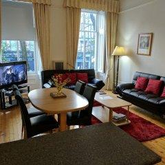 Отель Kelvin Apartments Великобритания, Глазго - отзывы, цены и фото номеров - забронировать отель Kelvin Apartments онлайн комната для гостей фото 4