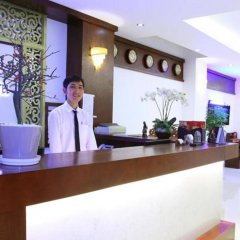 Rainbow Hotel интерьер отеля