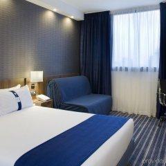 Отель Holiday Inn Express Bilbao Испания, Дерио - отзывы, цены и фото номеров - забронировать отель Holiday Inn Express Bilbao онлайн комната для гостей фото 5