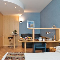Отель Best Western Plus Executive Hotel and Suites Италия, Турин - 1 отзыв об отеле, цены и фото номеров - забронировать отель Best Western Plus Executive Hotel and Suites онлайн комната для гостей