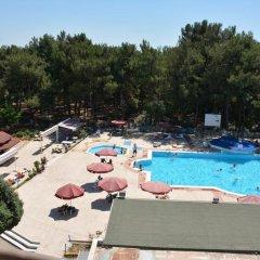 Birlik Hotel Турция, Улучак-Ататюрк - отзывы, цены и фото номеров - забронировать отель Birlik Hotel онлайн бассейн фото 2