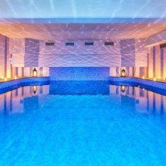 Grand Hotel Palace Салоники бассейн