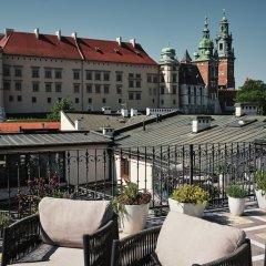 Отель COPERNICUS Краков балкон