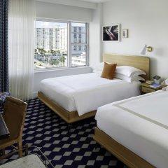Отель The Confidante - in the Unbound Collection by Hyatt 4* Стандартный номер с различными типами кроватей фото 21