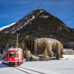 Отель InterContinental Davos Швейцария, Давос - отзывы, цены и фото номеров - забронировать отель InterContinental Davos онлайн спортивное сооружение