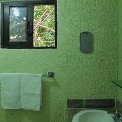 Отель Hostel Balagan Мексика, Канкун - отзывы, цены и фото номеров - забронировать отель Hostel Balagan онлайн ванная фото 3