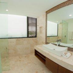 Отель Anah Downtown DT 301 Мексика, Плая-дель-Кармен - отзывы, цены и фото номеров - забронировать отель Anah Downtown DT 301 онлайн ванная фото 2