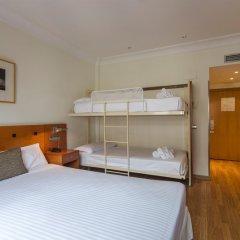 Отель Petit Palace Cliper Gran Vía сейф в номере