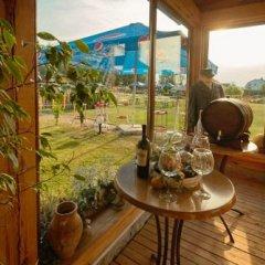 Гостиница Love Panorama Monica Украина, Тернополь - отзывы, цены и фото номеров - забронировать гостиницу Love Panorama Monica онлайн балкон