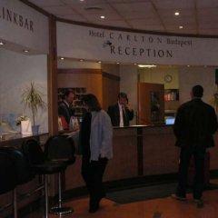 Отель Carlton Hotel Budapest Венгрия, Будапешт - - забронировать отель Carlton Hotel Budapest, цены и фото номеров спа